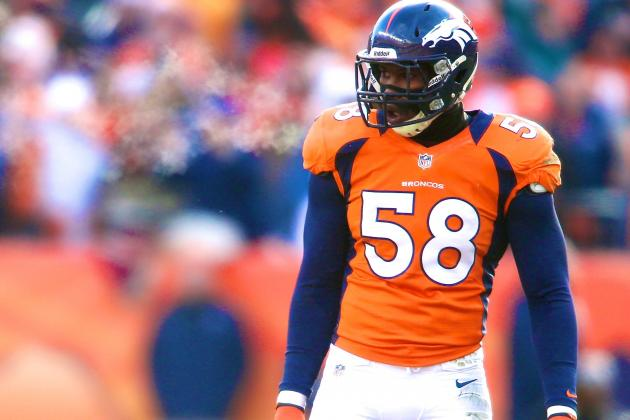 Denver Broncos' Von Miller Suspended 6 Games by NFL for Violating League Policy