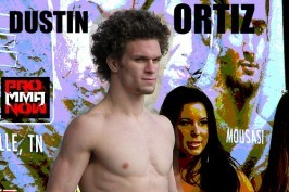 Flyweights Dustin Ortiz, Justin Scoggins Added to UFC Fight Night 27