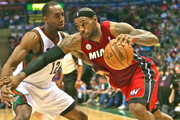 Are Miami Heat Asking Too Much of LeBron James Entering 2013-14 Season?