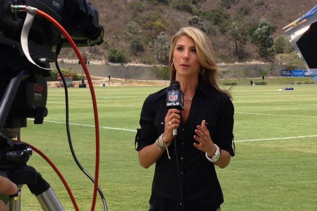 Joe Buck's Girlfriend Is Reportedly NFL Network's Lovely Michelle Beisner