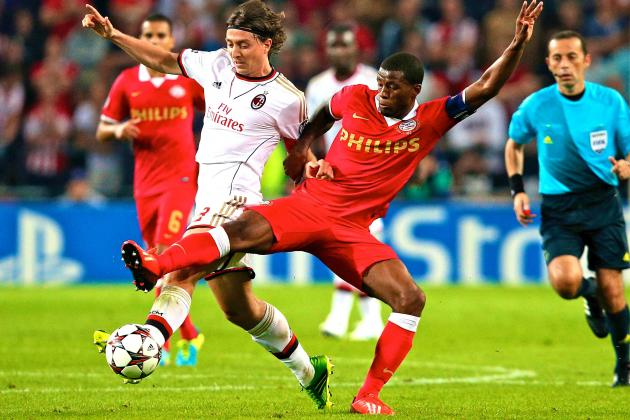 PSV Eindhoven vs. AC Milan: Score, Grades and Analysis