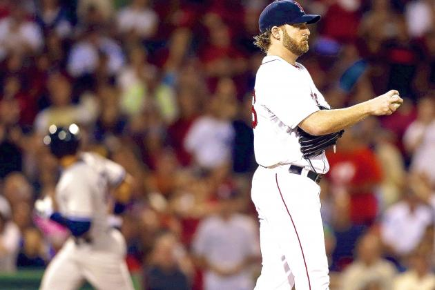 5-Game Suspension for Ryan Dempster is Far from Harsh Enough Penalty