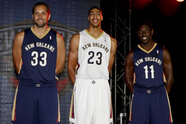 New NBA Uniforms 2013-14: Previewing Latest Jerseys and Short-Sleeved Alternates