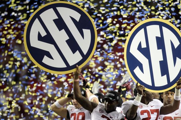 It's Not If but Who:  SEC Teams Other Than Alabama That Can Win the BCS Title