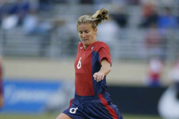 Brandi Chastain's World Cup Penalty Kick Highlights Promising Doc 'The 99ers'