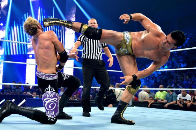 What's Next for Christian and Alberto Del Rio After Match at SummerSlam?