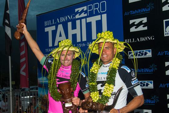 Adrian Buchan Wins Billabong Pro Tahiti, Slater Takes ASP WCT Lead