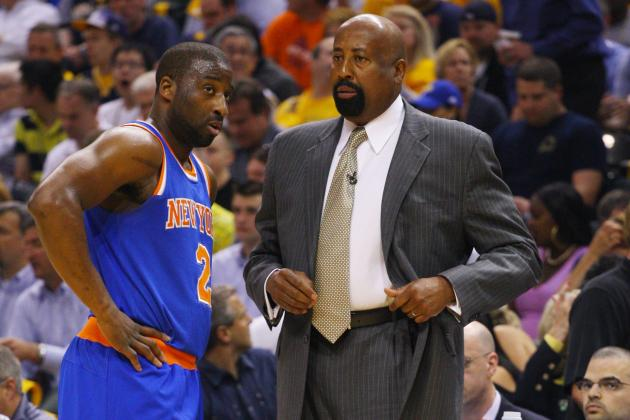 Felton: I Feel Like Melo and Those Guys Respect Me