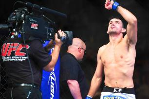 Demian Maia vs. Jake Shields Officially Headlining UFN 29 in Brazil