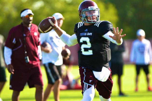 NCAA Investigation Will Make Johnny Manziel Better If He Avoids Suspension