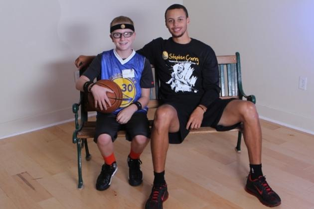 Stephen Curry Overnight Camp