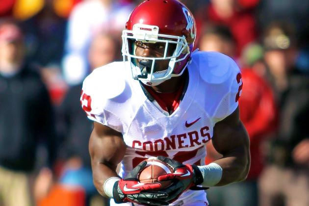 Oklahoma CB Cortez Johnson Reportedly Suspended 1 Game