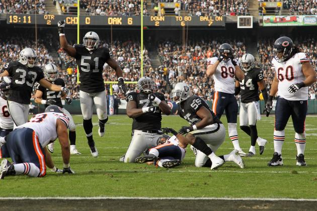 Bears vs. Raiders: Full Breakdown and Analysis for Preseason Week 3