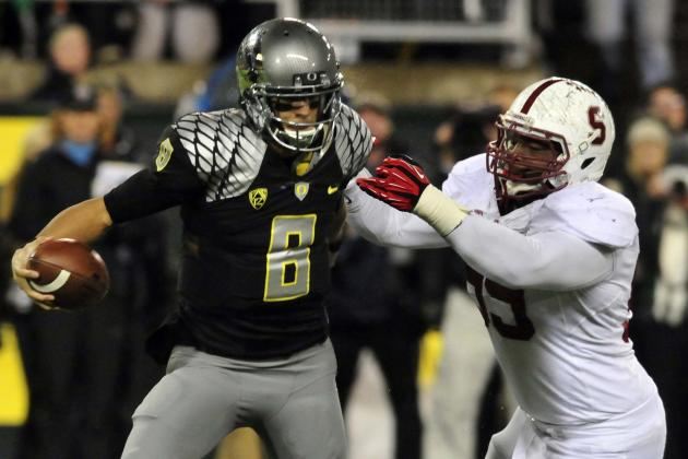 Oregon Football: Biggest Games on Schedule for Ducks in 2013