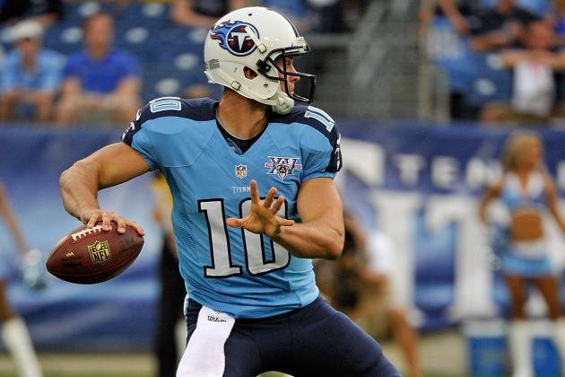 Analyzing Jake Locker's Make-or-Break Season with Tennessee Titans