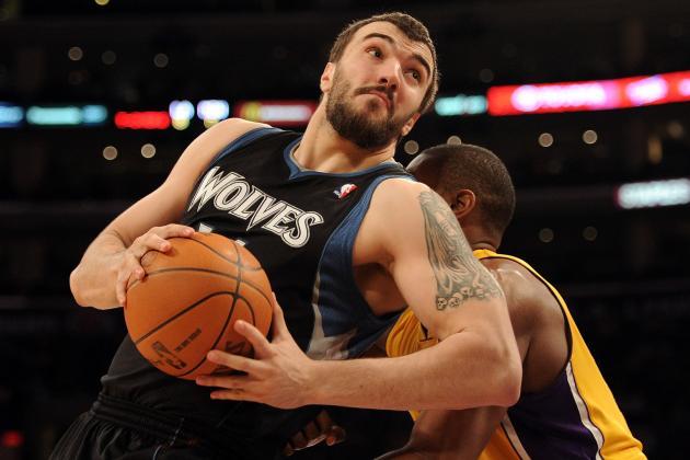 Nikola Pekovic Completes Minnesota Timberwolves' Contender Blueprint