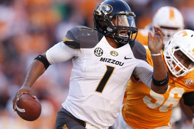 Debate: Is James Franklin the Right Choice at QB?
