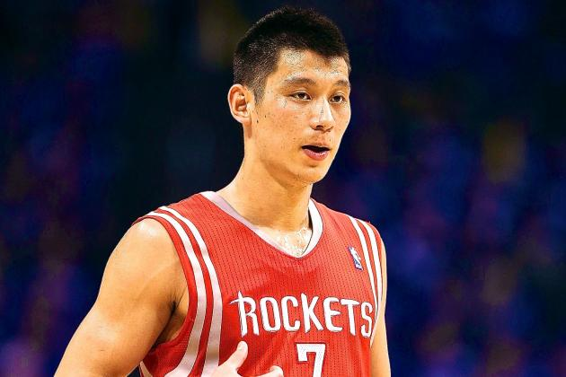 Jeremy Lin: Rockets PG Says He Was 'Supposed to Save Houston Basketball'