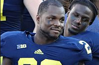 Hoke: Fitz Toussaint 'The Starter' at Running Back for Michigan
