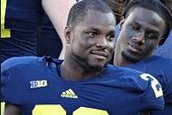 Michigan's Hoke: Toussaint in Line to Start