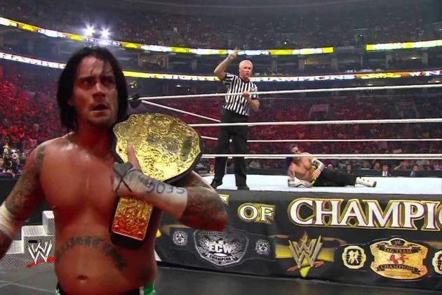 WWE Classic of the Week: Analyzing CM Punk vs. Jeff Hardy at Night of Champions