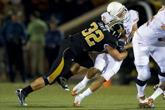 Bryson, Ebner Leave Football in College, Transition to NFL Fans