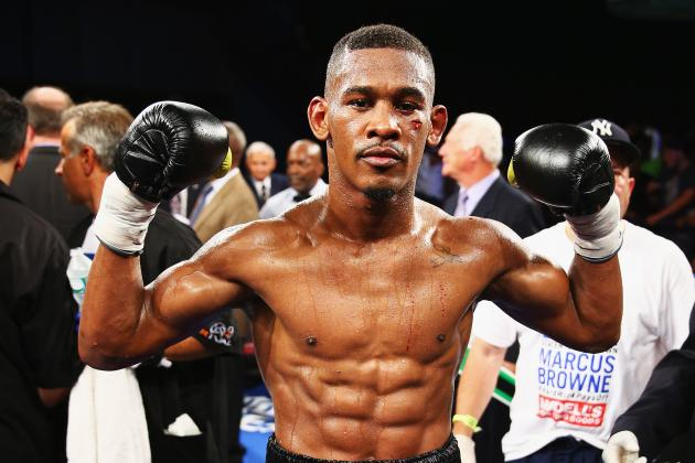 Danny Jacobs Captures WBC Continental Americas Middleweight Title