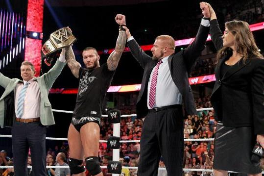 Triple H and Randy Orton's Alliance Will Help WWE's Product