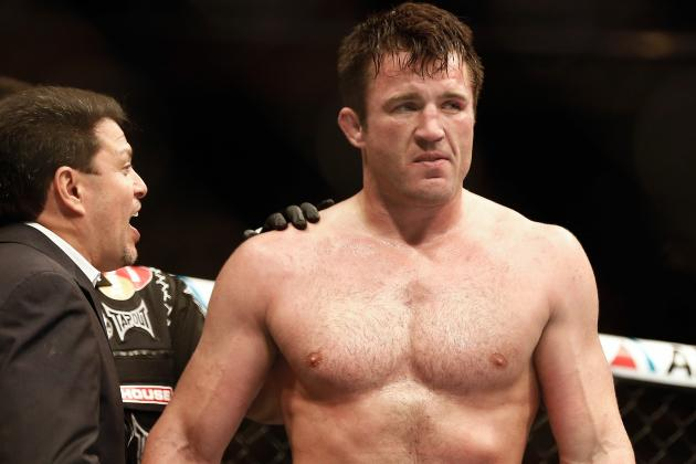 Ex-WWE Champ Billy Graham: I Will Walk Chael Sonnen to the Cage This Fall