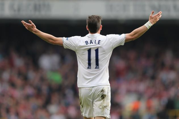 Tottenham Transfer Rumours: Spurs Are in Win-Win Situation with Gareth Bale