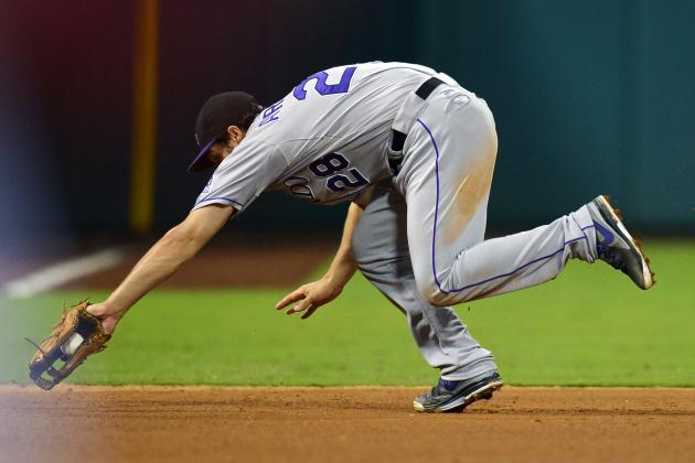La Russa Wowed by Arenado's Spectacular Play