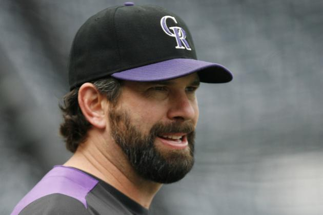 Rockies Celebrate Helton's Birthday with a Win