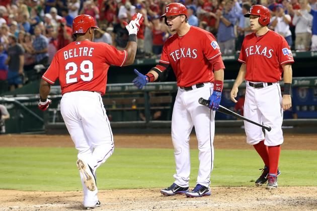 Adrian Beltre Delivers Again as Rangers Beat Astros
