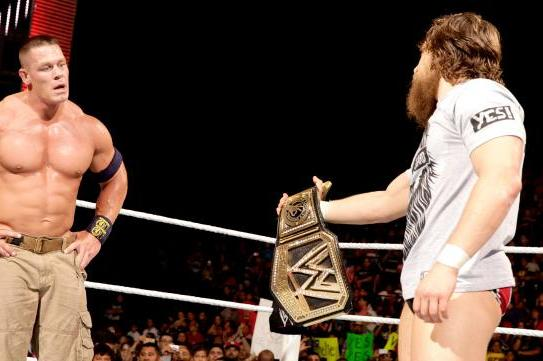 Daniel Bryan's Positioned to Become Face of WWE in John Cena's Absence
