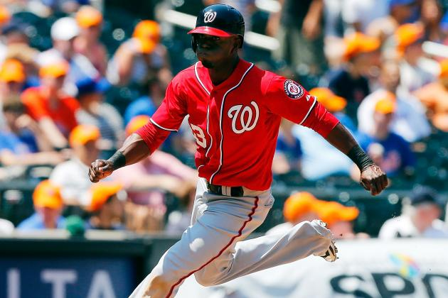 Roger Bernadina's Release by Washington Nationals Inevitable, but Still Painful