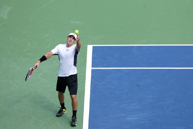 Robby Ginepri's Comeback Inches Forward: Wins First Round at US Open Qualifier