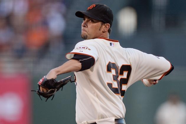 SF Rallies to Back Vogelsong's Strong Effort