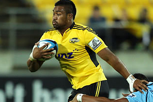 Crusaders Looking to Sign Hurricanes Wing Savea