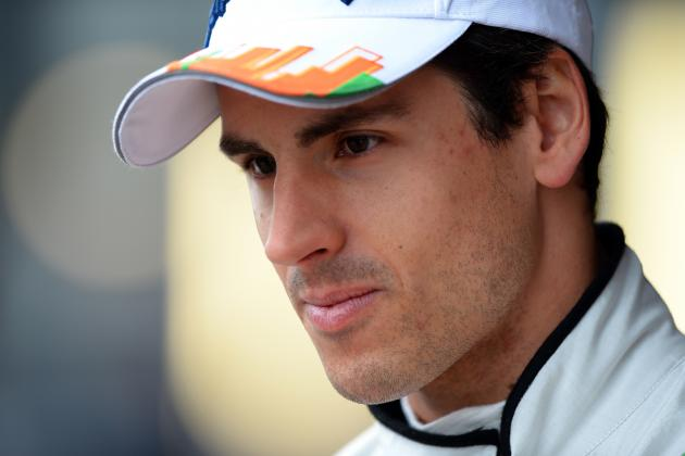 Midseason Report: Grading Force India's Adrian Sutil