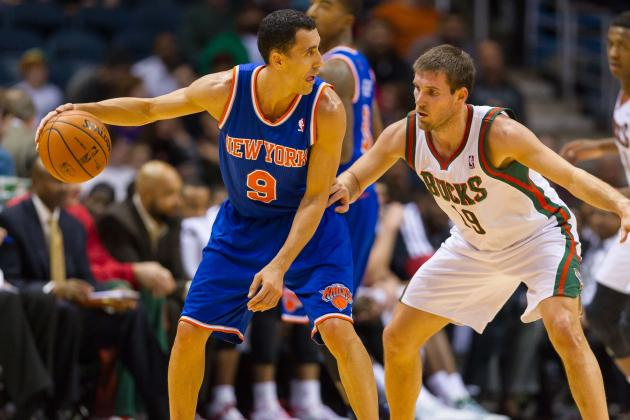 Who Will Be Odd Man out of NY Knicks Point Guard Rotation?