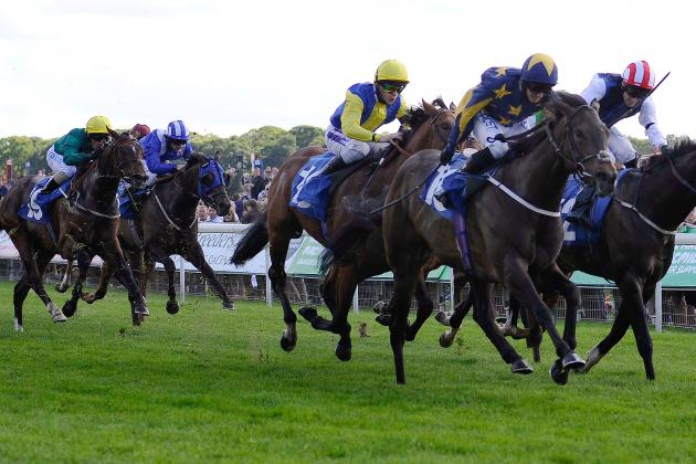 York Ebor Races 2013: Wentworth and Queensbury Rules Go Head-to-Head on Day Two