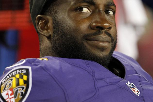 Harbaugh Gives Dumervil 4.0 Marks Across the Board