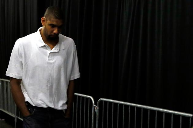 Why the San Antonio Spurs Are No Longer Tim Duncan's Team