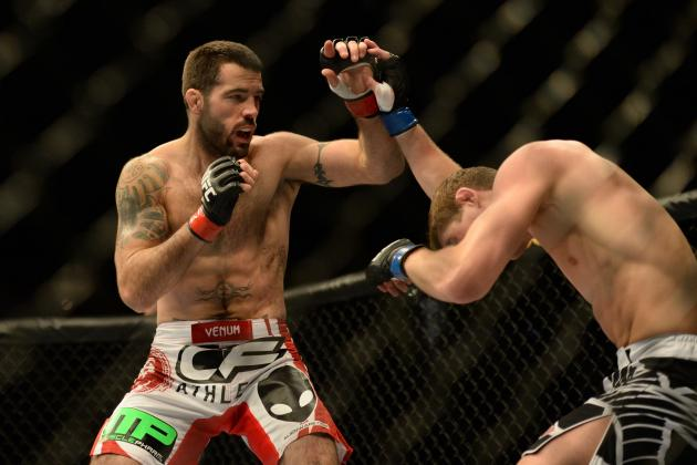Matt Brown: A Gift for Violence