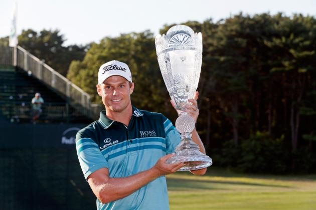 Barclays 2013: Tee Times, Date and TV Schedule