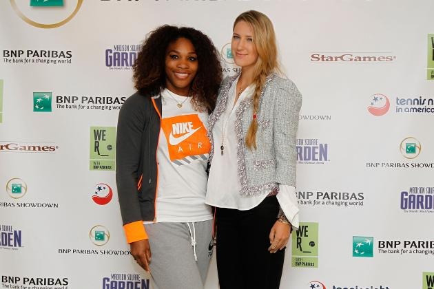 Why Women's Tennis Desperately Needs Serena Williams-Victoria Azarenka Rivalry