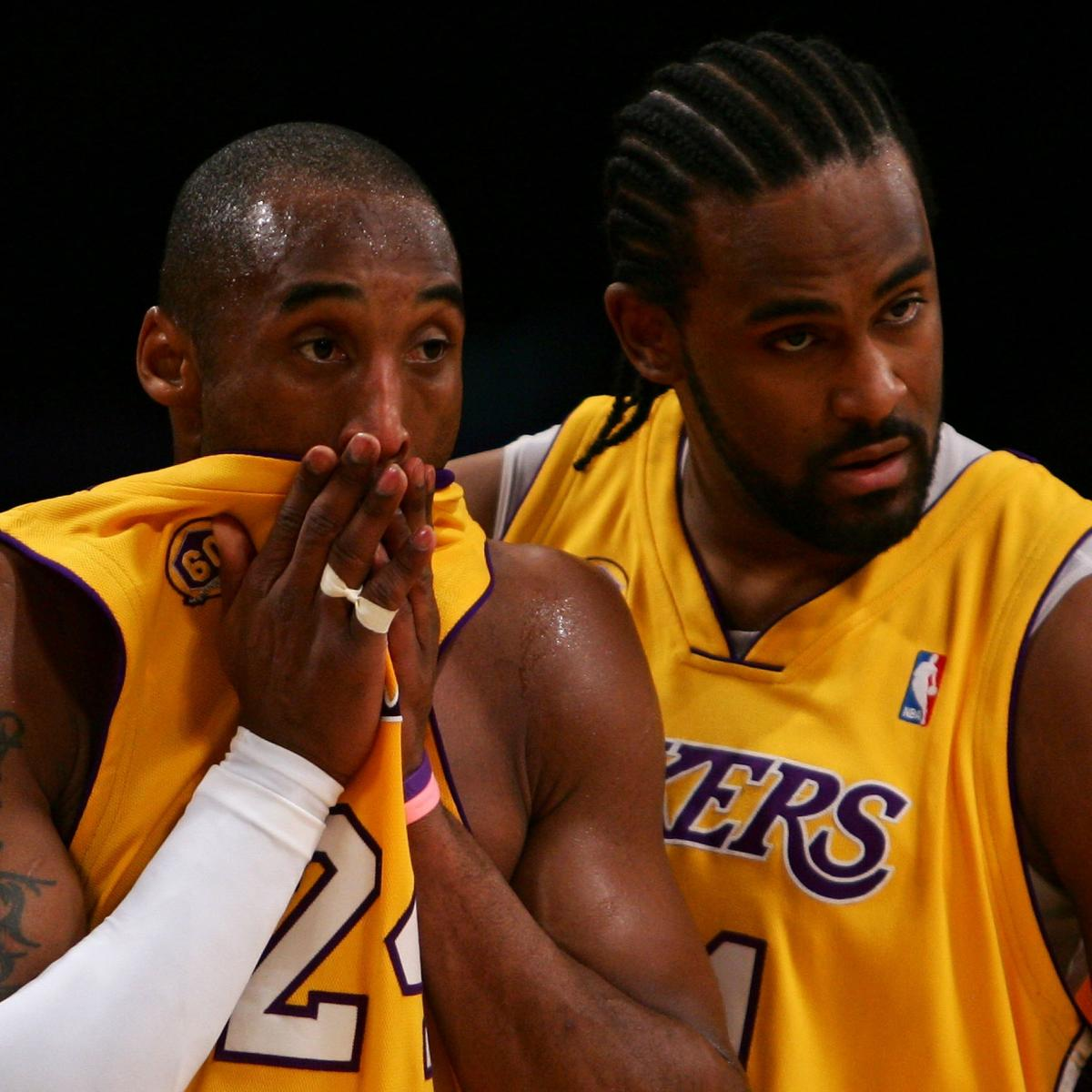 Ronny Turiaf Spoofs Kobe By 'Jumping' Monster Truck