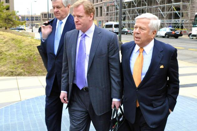 NFL and Patriots Sued for Minimum $10 Million over Fatal Incident from 2010