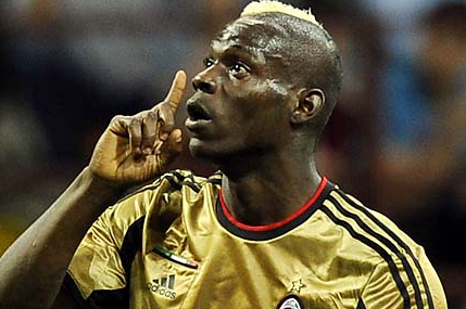 Mario Balotelli Has a Talent That's Every Bit as Electric as His Personality