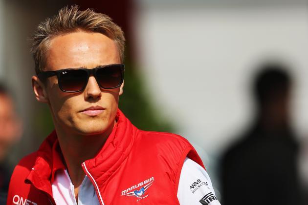 Midseason Report: Grading Marussia's Max Chilton